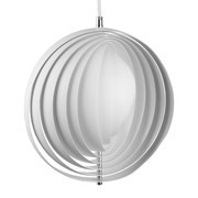 VerPan - Moon Suspension Lamp Ø44.5cm