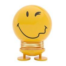 Hoptimist - Hoptimist Smiley Wink Wackelfigur