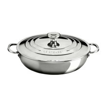 Le Creuset - 3-ply Plus Professional Pan
