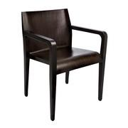 Alias - Chaise avec Accoudoirs 304 Laleggera
