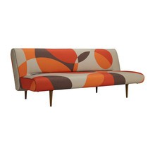 Innovation - Unfurl Geo Desert Sofa Bed 200x93cm
