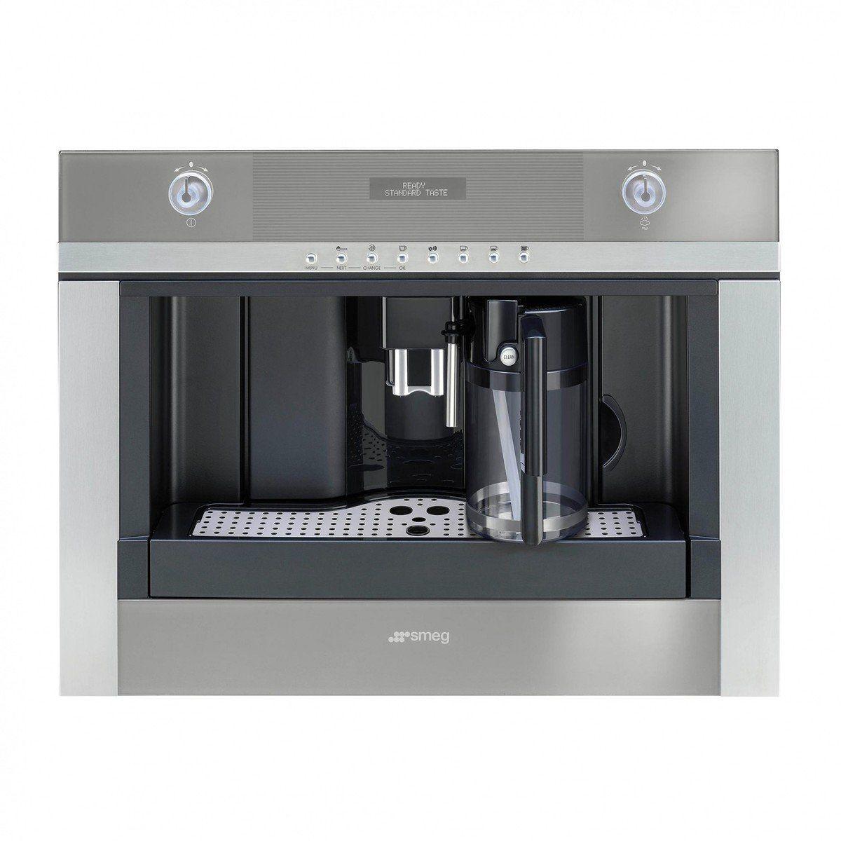Einbau Kaffeevollautomat cmsc451 einbau kaffeevollautomat smeg ambientedirect com