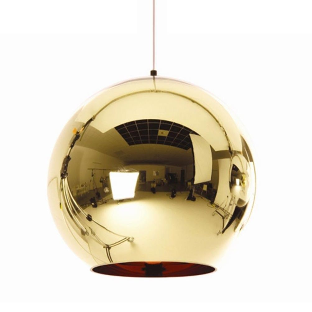 copper shade pendelleuchte tom dixon. Black Bedroom Furniture Sets. Home Design Ideas
