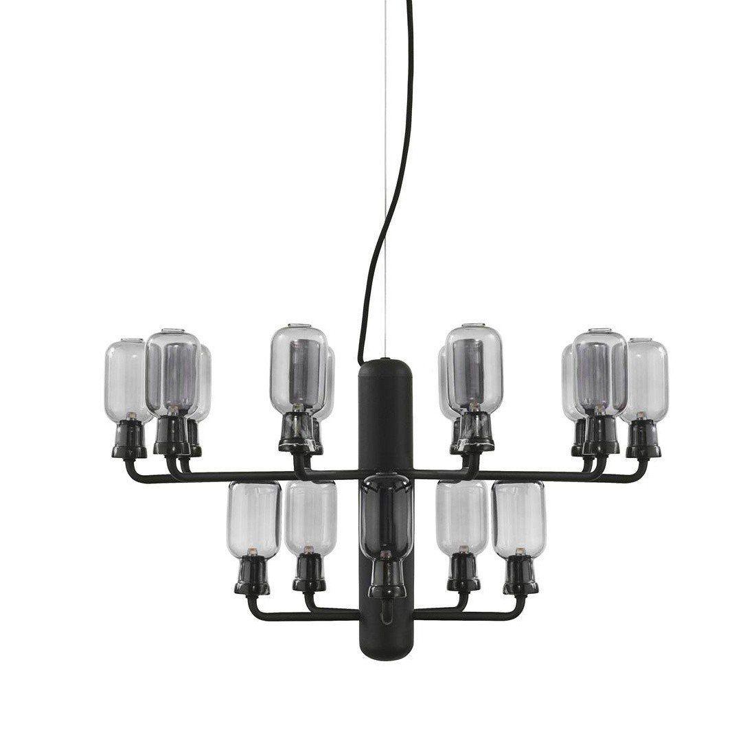 amp chandelier small normann copenhagen. Black Bedroom Furniture Sets. Home Design Ideas