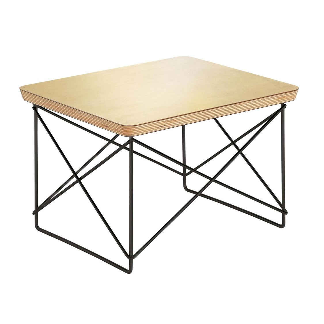Vitra Occasional Table Basic Dark Table Dapppoint Ambientedirect