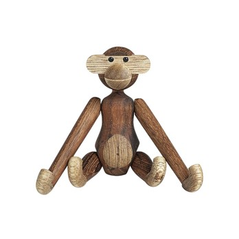 Kay Bojesen Denmark - Holzfigur Affe mini