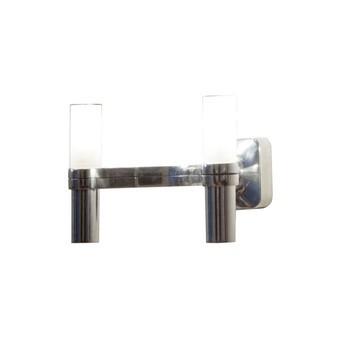 Nemo - Crown 2 Wandleuchte - aluminium/poliert/BxHxT 26x16x18cm