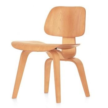 Vitra - DCW Stuhl - Esche natur/Holz
