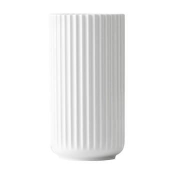 Lyngby Porcelæn - Lyngby Porzellan Vase H20cm - weiß/handgemachtes Porzellan/Ø10.5cm