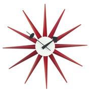 Vitra - Sunburst Clock Nelson - Horloge murale