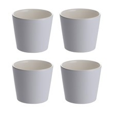 Alessi - Tonale Set Of 4 Coffee Mugs
