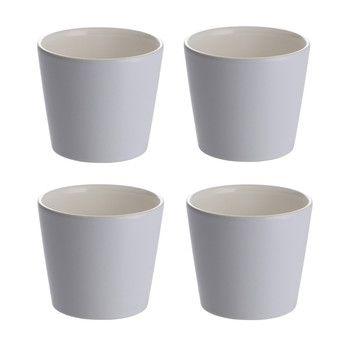 Alessi - Tonale Kaffeebecher 4tlg. -