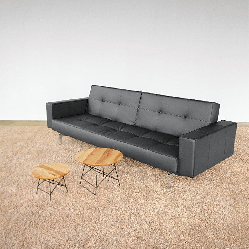 Innovation   Splitback Sofa Bed With Armrests ...