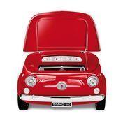Smeg: Hersteller - Smeg - SMEG Fiat 500 Minibar/ Kühltruhe