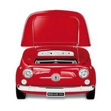 Smeg - SMEG Fiat 500 Minibar/ Kühltruhe