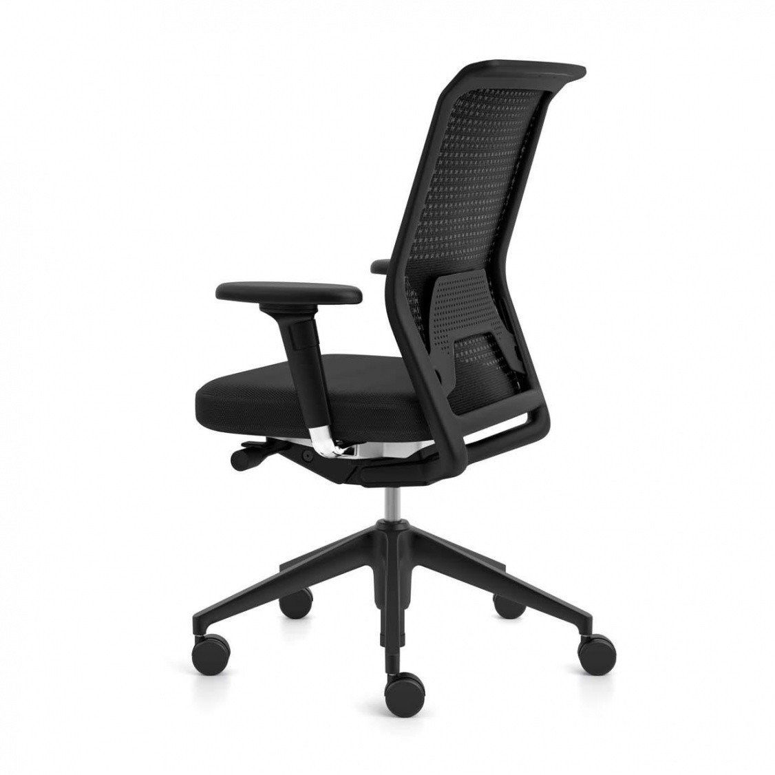 vitra id mesh chaise de bureau pivotante ambientedirect. Black Bedroom Furniture Sets. Home Design Ideas