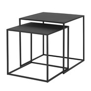 Blomus - Fera - Set de 2 tables d'appoint