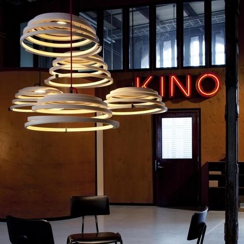 Secto Design - Aspiro 8000 LED Pendelleuchte