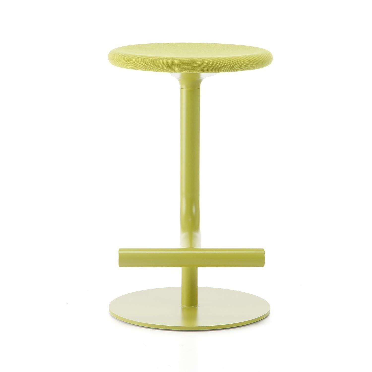 Magis Tibu Bar Stool Upholstered 60 70cm Ambientedirect