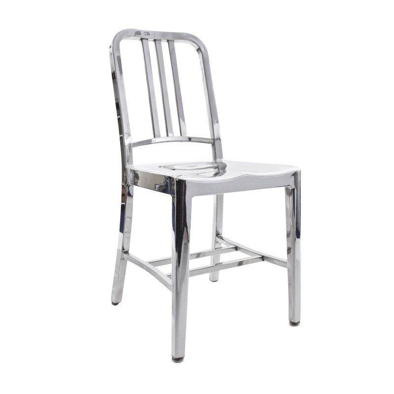 EMECO   Navy Chair   Aluminium/polished/H ...