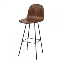Gubi - Gubi 2D Bar Chair Barhocker