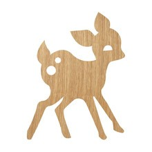 ferm LIVING - Lámpara de pared My Deer