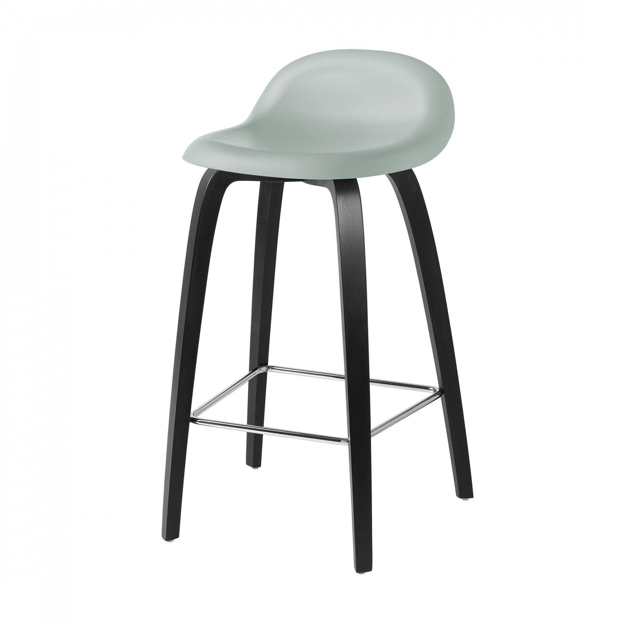 Gubi 3d Counter Stool Tabouret De Bar En H 234 Tre