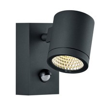 Helestra - Lámpara de pared exterior LED Part