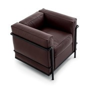 Cassina - Le Corbusier LC2 Sessel