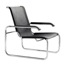 Thonet - S 35 L Easy Chair Leather