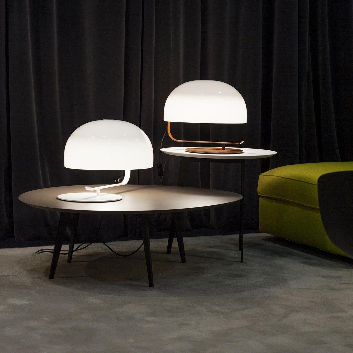 zanuso 275 lampe de table lampe de bureau oluce. Black Bedroom Furniture Sets. Home Design Ideas