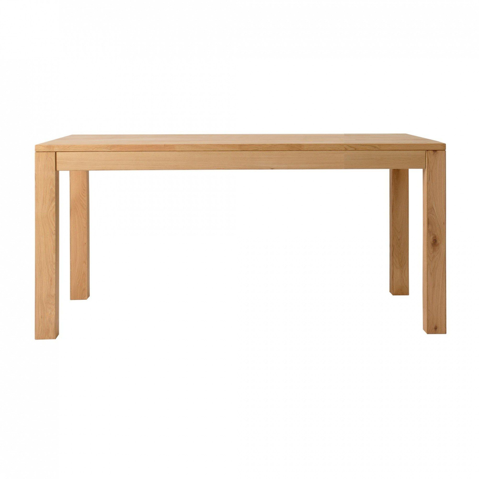 Cana table de salle manger bois massif jan kurtz - Table de salle a manger en bois massif ...