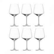 Schott Zwiesel - Taste Pinot Blanc-Set de 6 verres à vin rouge