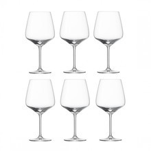 Schott Zwiesel - Taste Burgundy Goblet Red Wine Glass Set of 6