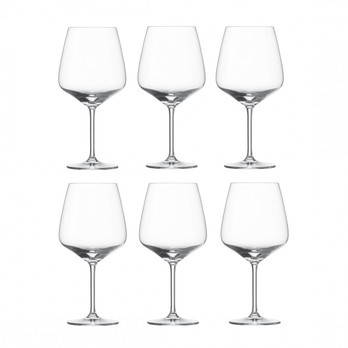 Schott Zwiesel - Taste Burgunderpokal / Rotweinglas 6er Set - transparent/Tritan® Kristallglas/790ml/H: 22.7cm