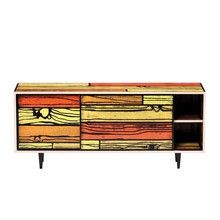 Established & Sons - Wrongwoods Sideboard niedrig 150cm