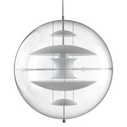 VerPan - VP Globe Glass Suspension Lamp