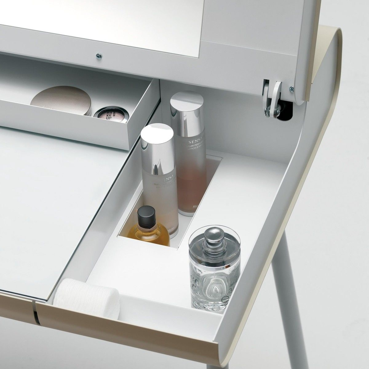 st08 schminktisch aufklappbar m ller m belfabrikation. Black Bedroom Furniture Sets. Home Design Ideas