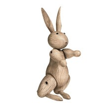 Kay Bojesen Denmark - Figurine en bois lapin