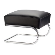 Thonet - S 411 H Ottoman Leather