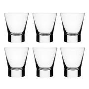 iittala - Aarne Set Of 6 Whiskey Glasses
