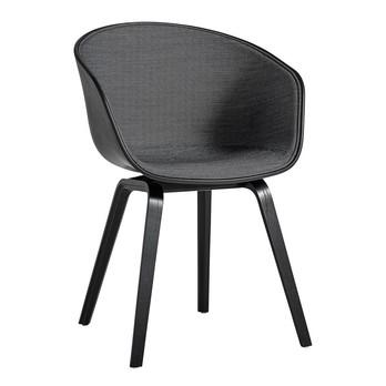 HAY - About a Chair AAC 22 Armlehnstuhl gepolstert Eiche schwarz