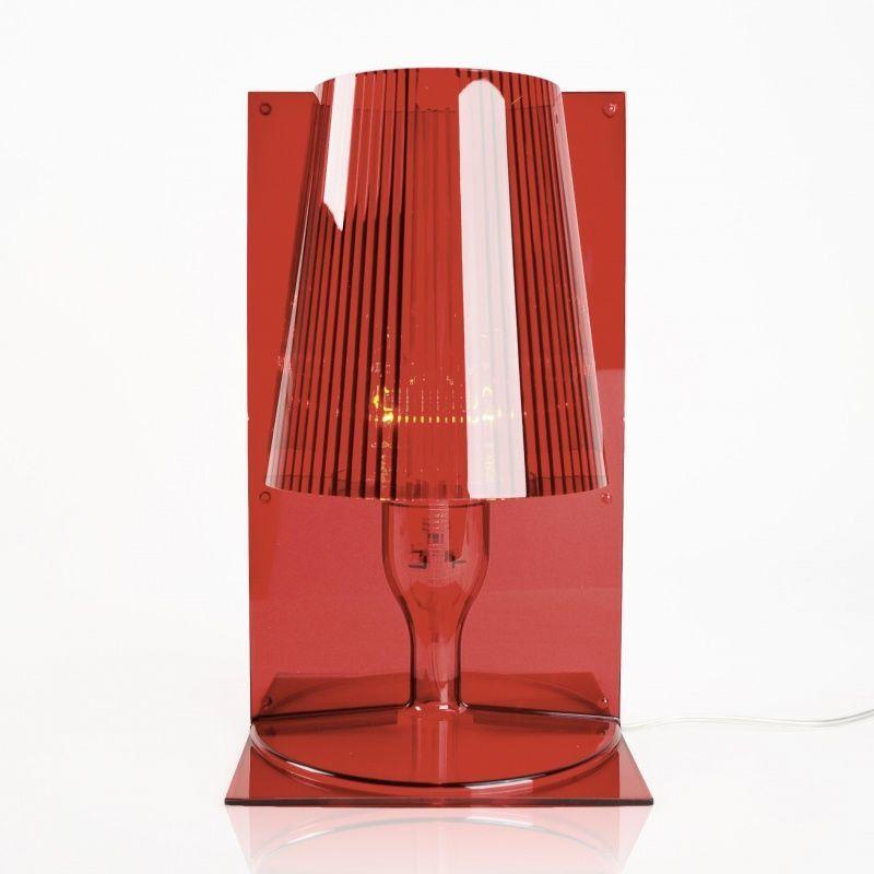 take lampe de table kartell. Black Bedroom Furniture Sets. Home Design Ideas