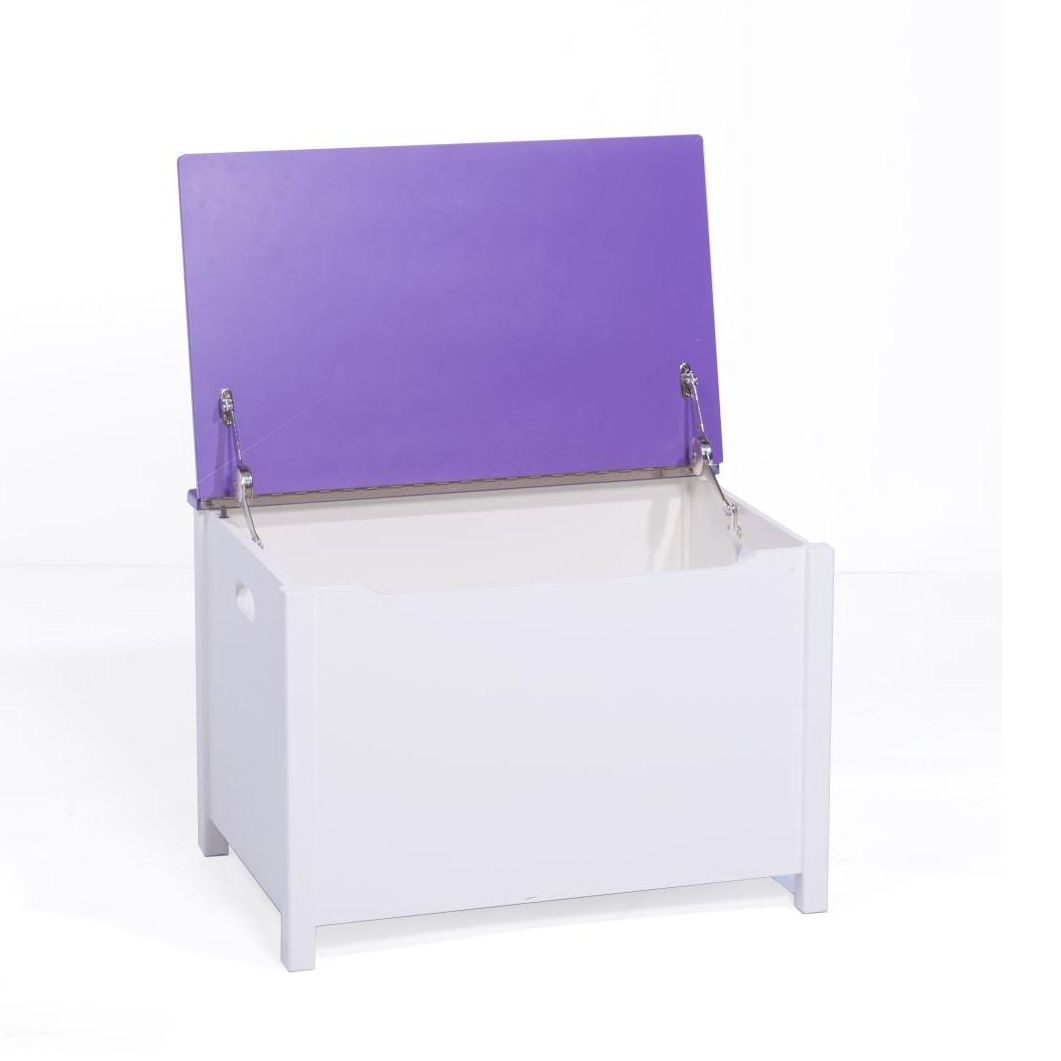 emma 2 kindertruhe zweifarbig 67x45cm kinderbunt. Black Bedroom Furniture Sets. Home Design Ideas
