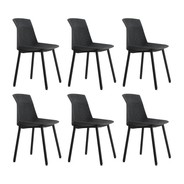 Cassina - Motek Aktionsset mit 6 Stühlen