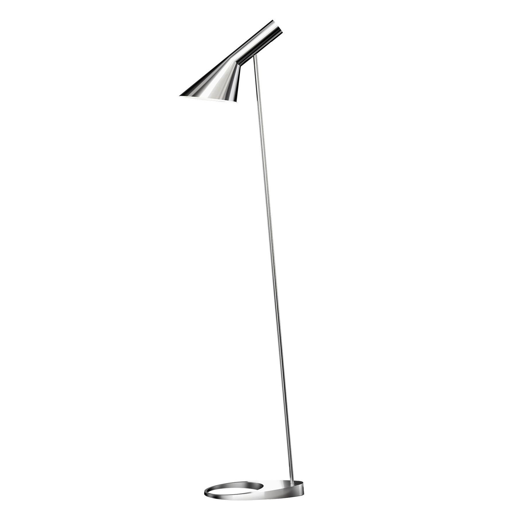 Louis Poulsen Aj Floor Lamp Stainless