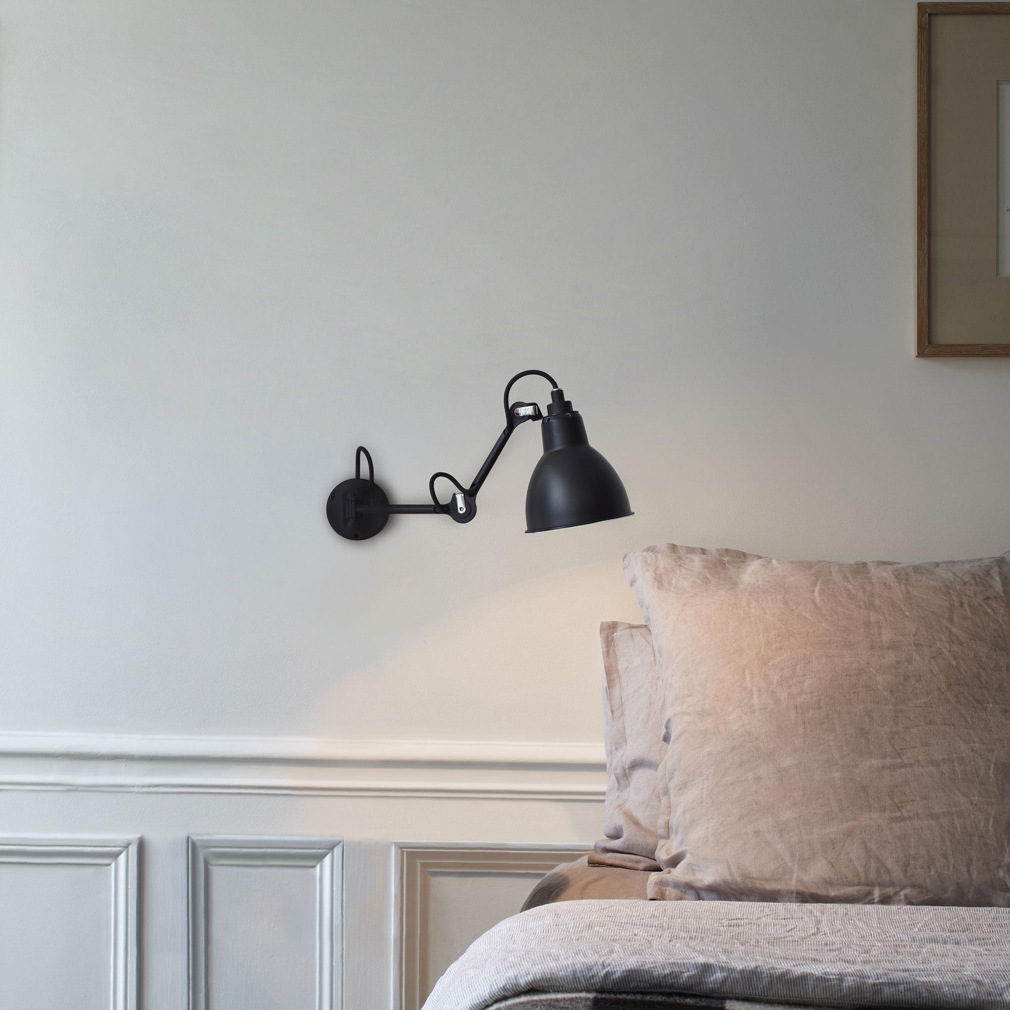 Dcw Lampe Gras N 204 Wall Lamp Ambientedirect