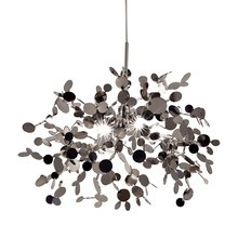 Terzani - Argent Suspension lamp