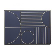 ferm LIVING - Outline Dinner Mat Tischset 2er Set