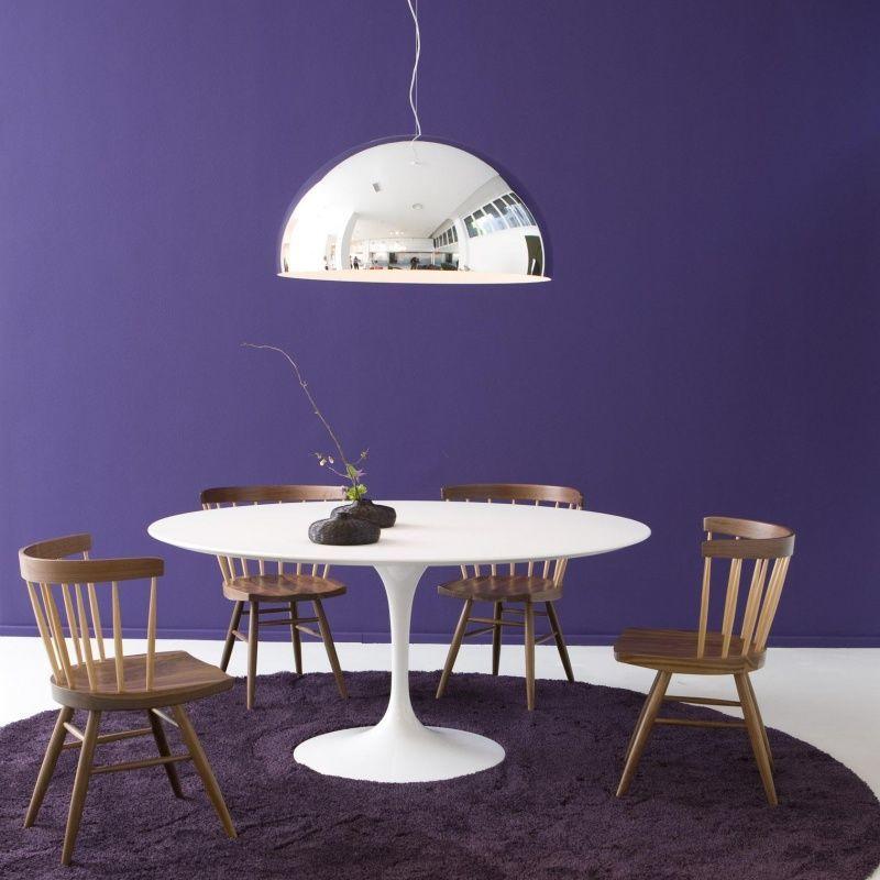 Saarinen tafel 120cm knoll international - Tafels knoll ...